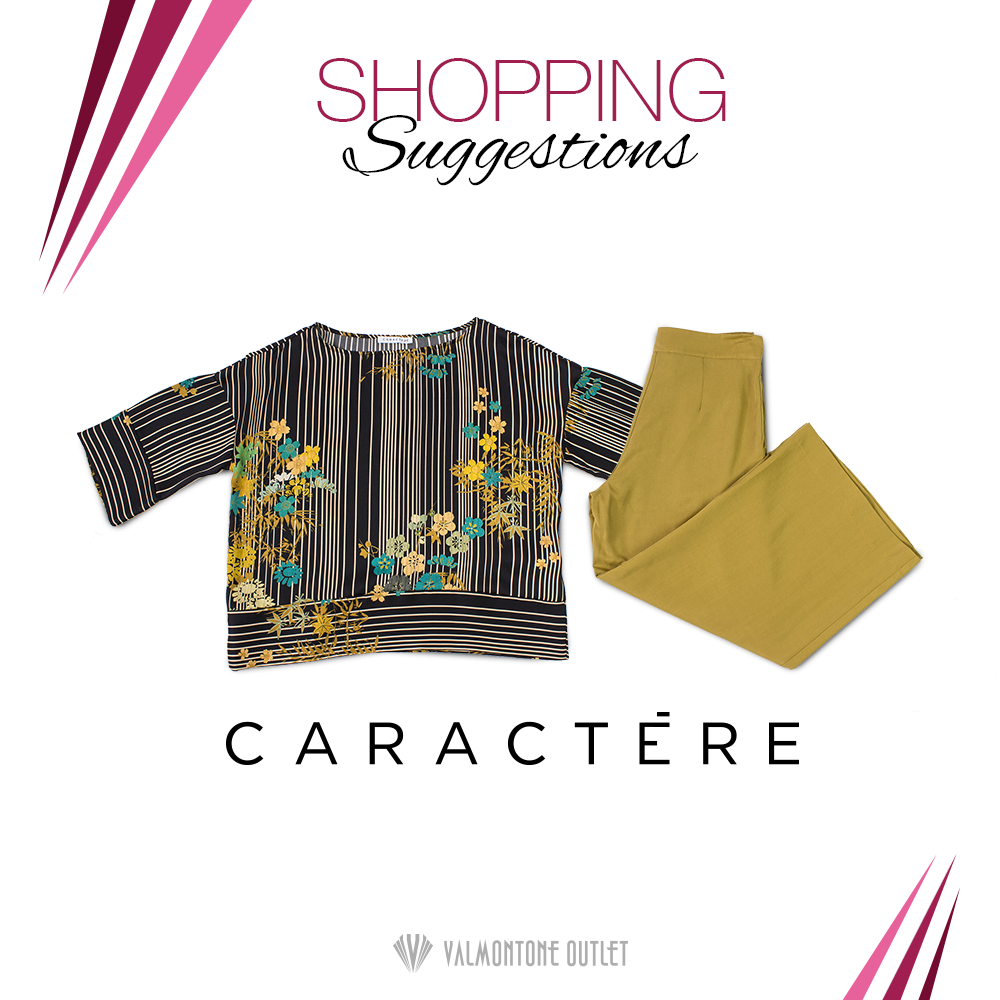 <p>Shopping Suggestions P/E da Caract&egrave;re</p>
