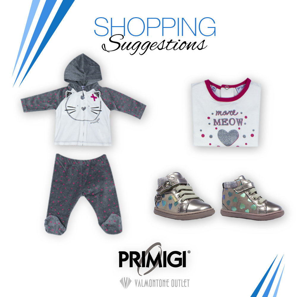 <p>Shopping Suggestions da Primigi per Bimba</p>