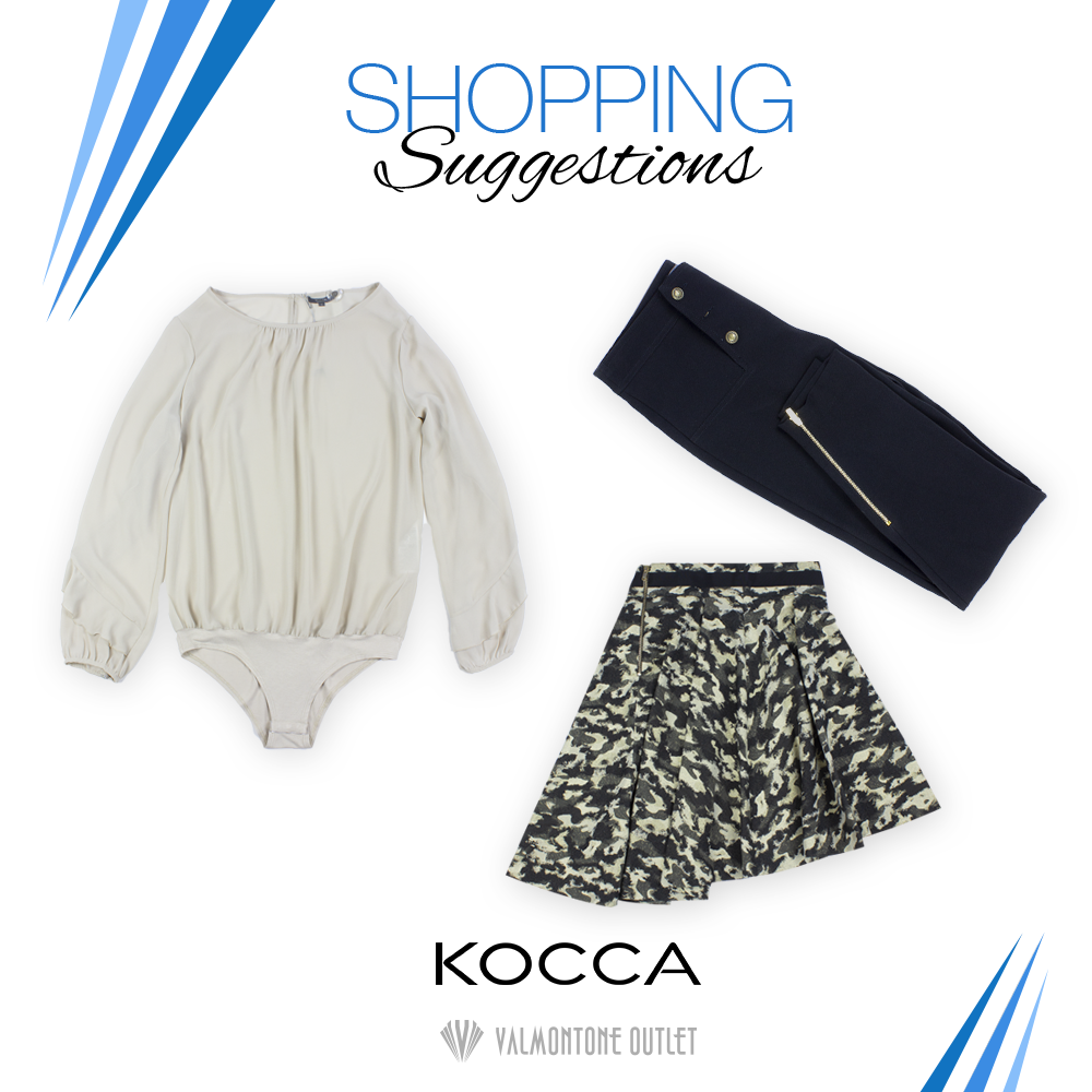 <p>Shopping Suggestions da Kocca</p>