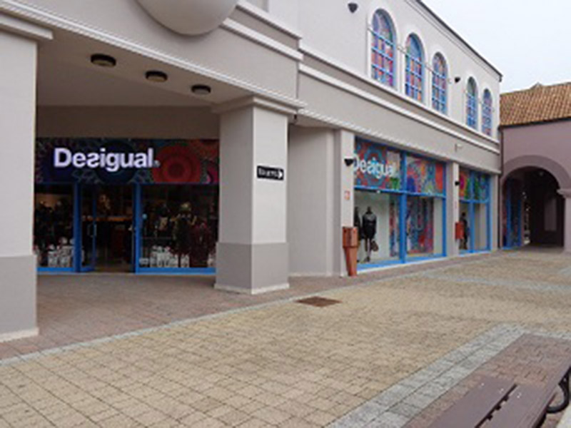 Valmontone Outlet DESIGUAL MID SEASON OFFERS 30 % SUL