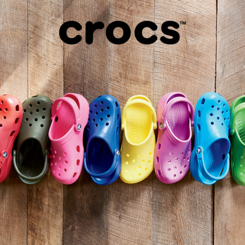 CROCS - COLORS OF CALIFORNIA